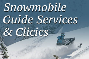 McCall, Idaho Snowmobile Guides & Clinics