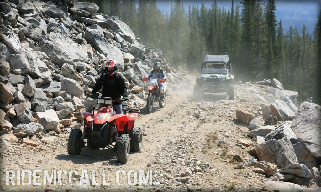 UTV, ATV & Dirt Biking - McCall, Idaho