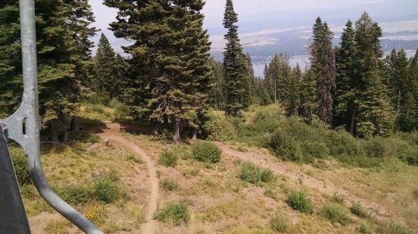 Tamarack Resort Mountain Biking