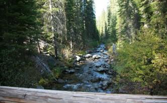 Fool Creek Trail