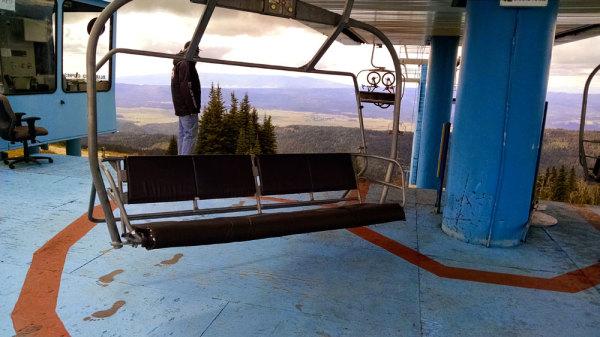 Brundage Mountain Lift Served Mountain Biking