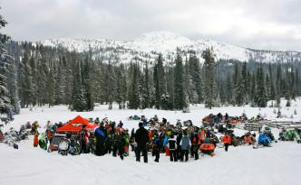 Kick Off Winter BBQ & Ride