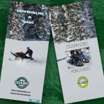 """Snowmobiling in Idaho"" Brochure"