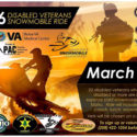Disabled Veterans Snowmobile Ride – March 10th 2018