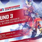 2017 AMA Championship Snow Bike Race – McCall – Jan. 27th