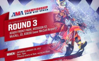 2017 mccall snow bike race