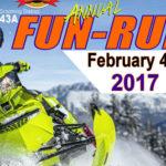 McCall Area Snowmobiler's Annual Fun Run