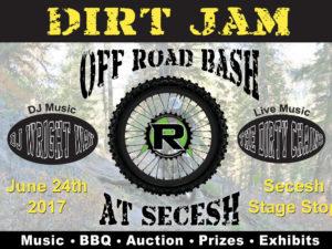 Dirt Jam Fundraiser – Secesh, Idaho