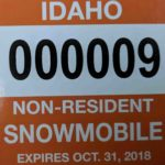 Out of State Sticker Requirements for Snowmobiles & Snowbikes